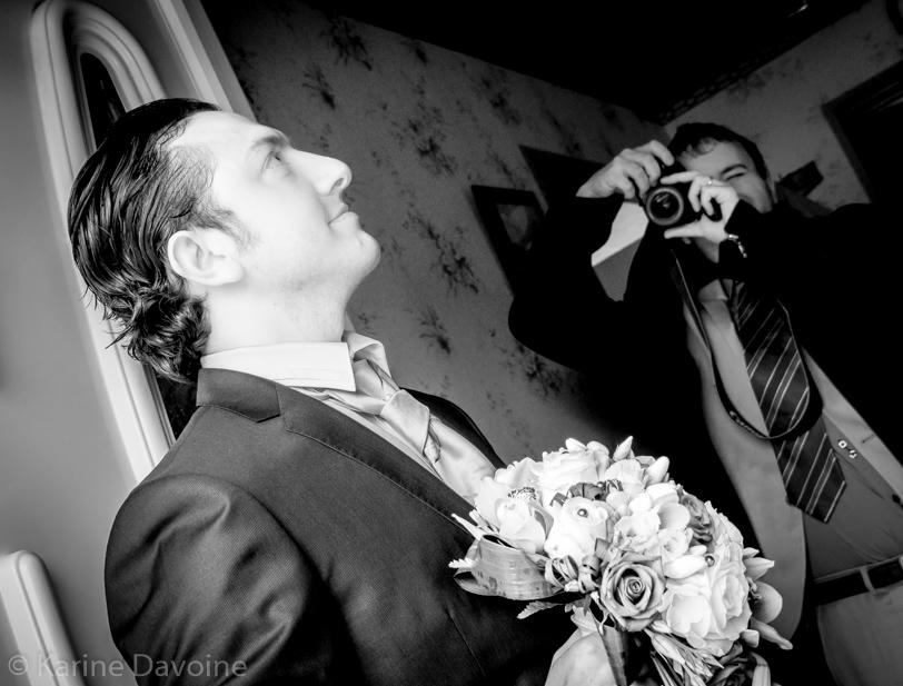 Mariage-photo-bouquet-arrivée Mariage Photographie