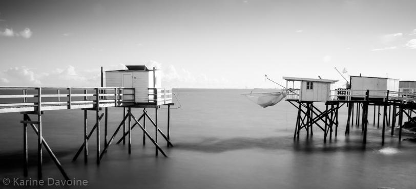 carrelet-soleil-photo-paysage Carrelets Photographie