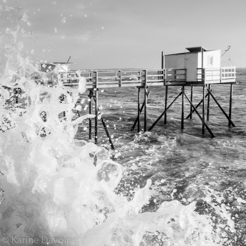 embruns-vague-royan-1 Carrelets Photographie