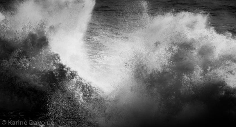 tempête-mer-paysage-vague Carrelets Photographie